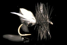 FOURMI NOIR F mouche SERENITY - qty/taille - dry fly fishing flies dry black ant