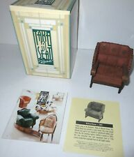 Vintage Take A Seat By Raine Miniature Billiard Room Chair C.1895 24029
