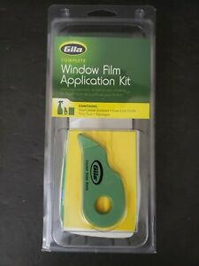 Gila - Window Film Application Kit - RTK500 - Sealed Retail Package ~ HG408