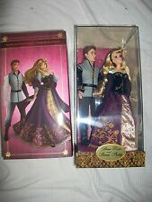 Disney Fairytale Aurora & Prince Designer Collection Doll Sets LE 2nd