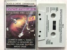 Ed Starink – Synthétiseur 5 - Les Plus Grands Thèmes Cl CASSETTE AUDIO TAPE C35