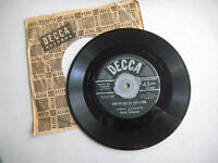 JIMMY DURANTE the patron of the arts / start off each day with a song  DECCA 45