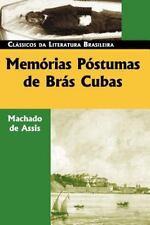 Memorias Postumas de Bras Cubas (Classicos da Literatura Brasileira) (English an