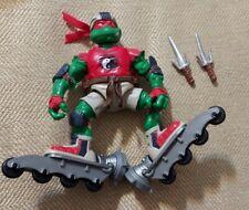TMNT Extreme Sports Skatin Raphael 2003 Teenage Mutant Ninja Turtles Complete