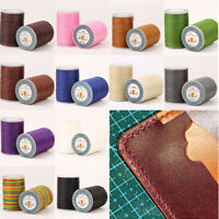 0.8mm Waxed Thread Repair Cord String Sewing Thread For Jewelry Making DIY Craft
