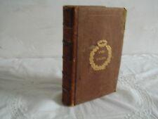 HISTOIRE DE L'ISTHME DE SUEZ PAR OLIVIER RITT - 1869 - LYCEE D'ALGER