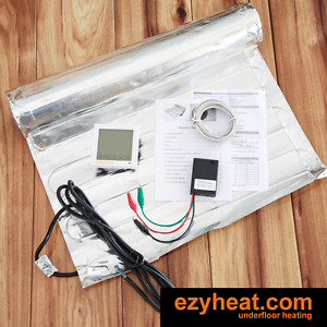 Underfloor Heating Kit 2.0 sqm underwood underlaminate for diy or trade
