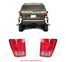 FOR JEEP GRAND CHEROKEE 07-09 REAR TAIL LAMPS LIGHT STOP SIGNAL PAIR SET USA