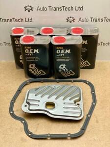 Toyota k313  CVT Automatic Transmission Gearbox Filter Gasket Oil 5L Service Kit