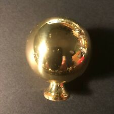 Baldwin Ball Round Knob with Screws for Cabinets or Drawers