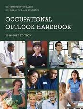 Occupational Outlook Handbook, 2016-2017-ExLibrary