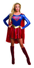 Supergirl TV Series Women's Costume Halloween Cosplay Adult Size Large