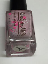 EMILY DE MOLLY SWEET AS GLITTER VALENTINE NAIL POLISH LACQUER INDIE AUSTRALIA