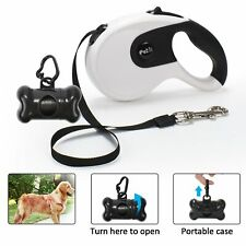 Automatic Retractable Dog Lead Leash Traction Rope Walking Labrador Retrievers