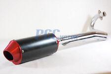 CNC MUFFLER PIPE EXHAUST BIG BORE COOLSTER SDG SSR 110 125 138 140 150CC I EX12
