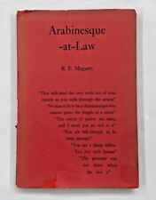 Arabinesque-at-Law by R E Megarry 1969