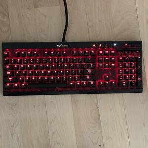 Corsair VENGEANCE K70 Fully Mechanical Gaming Keyboard — CHERRY® MX Blue