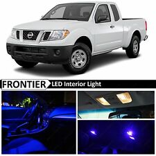 2005-2016 Frontier Blue Interior LED Lights Package