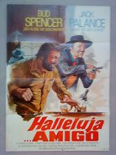 Filmplakat : Halleluja Amigo ( Bud Spencer )