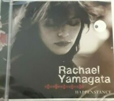 RACHAEL YAMAGATA- HAPPENSTANCE *CD BRAND NEW STILL SEALED NUOVO SIGILLATO RARE