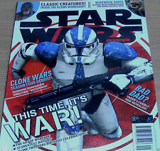June Star Wars Science Fiction Magazines