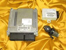 BMW x5 e53 3.0d m57n DIESEL ENGINE ECU SET CONTROL MODULE DDE EWS 4.3 Key
