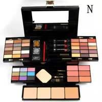 Miss Rose 49 colours Makeup Kit blush eye shadow Palette Gift set Lovely design