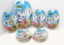 Disney Pixie Hollow Clickable Purple Friendship Bracelet Bonus & 5 Fairy Charms