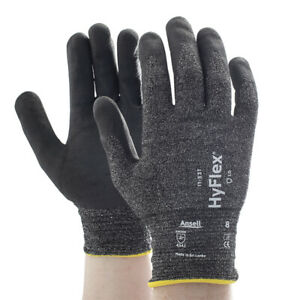 ANSELL HYFLEX 11-531 CUT RESISTANT GLOVES 12 PAIR PER ORDER SIZE 8