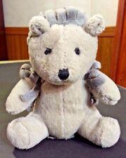 """CUTE Baby Gap Plush HEDGEHOG 5.75"""" tall - cute & cuddly stuffed animal"""