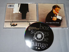 BOZ SCAGGS - SOME CHANGE / ALBUM-CD 1994 (MINT-)