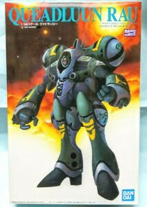 Macross Robotech 1/144 Macross Zentradi Queadluun Rau Powered Armor Model kit