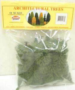 Model Power 1438 O Winter Pine Trees (Pack of 5)