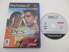PES 2008 PRO EVOLUTION SOCCER 2008 - SONY PLAYSTATION 2 - Jeu PS2 PAL Fr