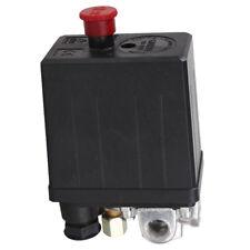 Heavy Duty Air Compressor Pressure Switch Valve 90 PSI -120 PSI Black B8m4 V4k3