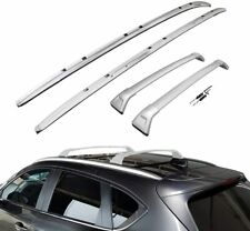 4Pcs Fits for Mazda CX-5 CX5 2017-2020 Roof Rail Racks Cross Bar Crossbar Holder