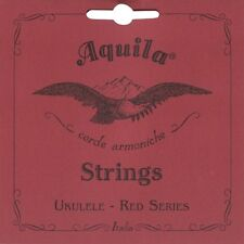Aquila 85U Red Series Concert Ukulele Strings, Regular Tuning +Picks