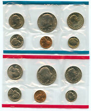 1979 United States Uncirculated Coin Set - U.S. Mint Official