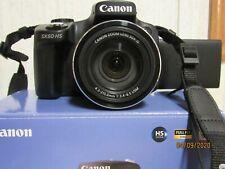 Canon PowerShot SX50HS FULL HD 50x Digital Camera 12.1MP 50x super zoom