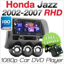 Car DVD GPS MP3 Player For Honda Jazz Fit GD Head Unit USB Radio MP4 Stereo CD K