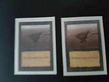 MTG sinkhole Unlimited good+/nm ENG