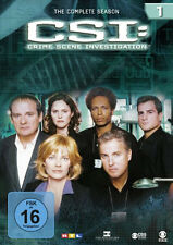 6 DVDs * CSI : LAS VEGAS -  STAFFEL / SEASON 1 # NEU OVP §