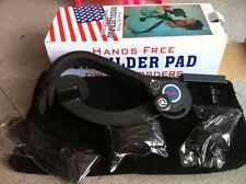 Cowboy Studio Shoulder Mount Support Pad for Video DV Camcorder HD DSLR DV