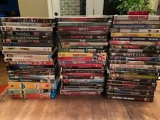 Over 200 Mixed Movie Dvd Lot ~ Pick and Choose ~ Order more and Save!