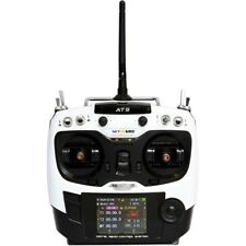 Sky-Hero White LIMITED EDITION AT9 2,4Ghz 9ch Telemetric Radio w/ Receiver