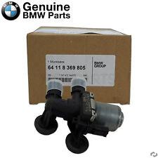 For BMW OEM HVAC Heater Control Valve w/ Auxillary Heating E39 E46 E83 Genuine