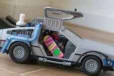 NOUVEAU! Set: M. Fusion, hoverbord et plaque; s'adapte pour Playmobil Delorean