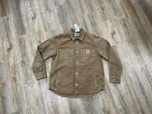 Carhartt Glenn Shirt Jacket XL