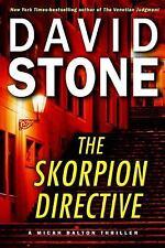 The Skorpion Directive Micah Dalton