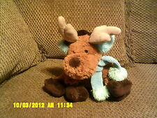 "Sweet 10"" Animal Alley Plush Reindeer w/ Poseable Ears & Earmuff & Scarf (60)"